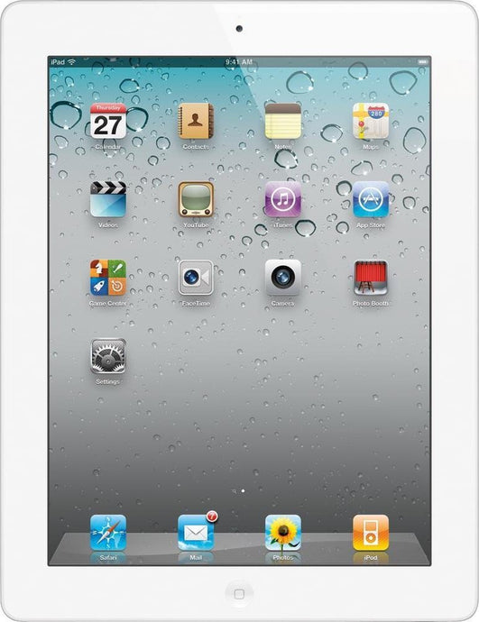 iPad 2 16GB White (GSM Unlocked)