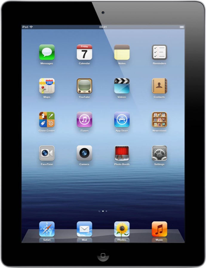 iPad 4 128GB Black (GSM Unlocked)