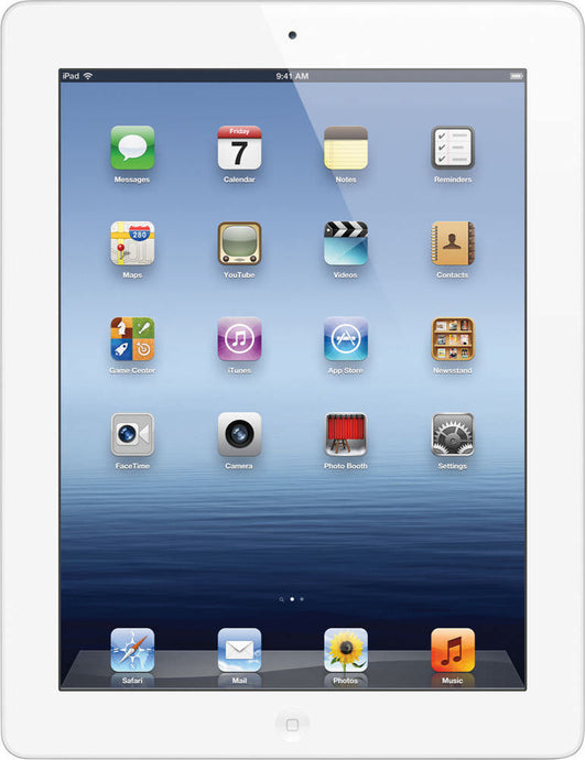 iPad 4 16GB White (GSM Unlocked)