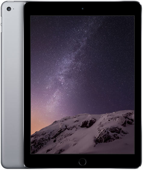 iPad Air 2 128GB Space Gray (GSM Unlocked)
