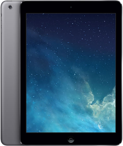 iPad Air 128GB Space Gray (GSM Unlocked)