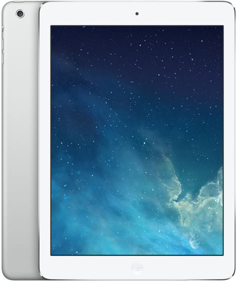 iPad Air 16GB Silver (GSM Unlocked)
