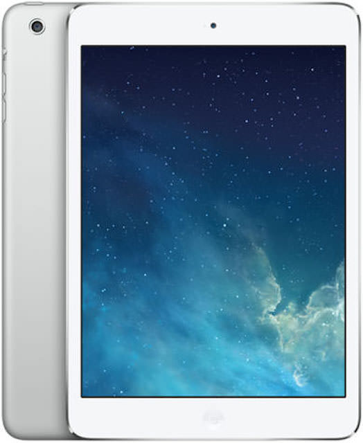iPad Mini 2 64GB Silver (GSM Unlocked)