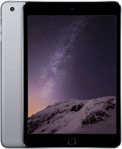 iPad Mini 3 128GB Space Gray (GSM Unlocked)