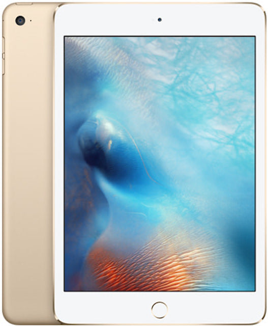 iPad Mini 4 128GB Gold (WiFi)