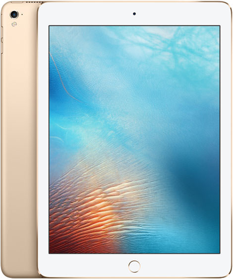 iPad Pro 9.7 128GB Gold (WiFi)