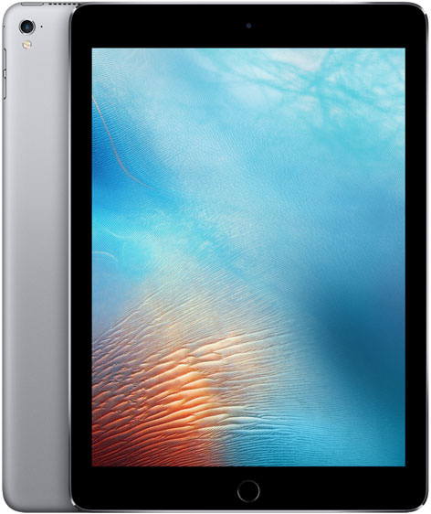 iPad Pro 9.7 128GB Space Gray (GSM Unlocked)
