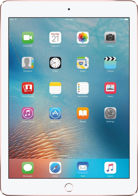 iPad Pro 9.7 32GB Rose Gold (GSM Unlocked)