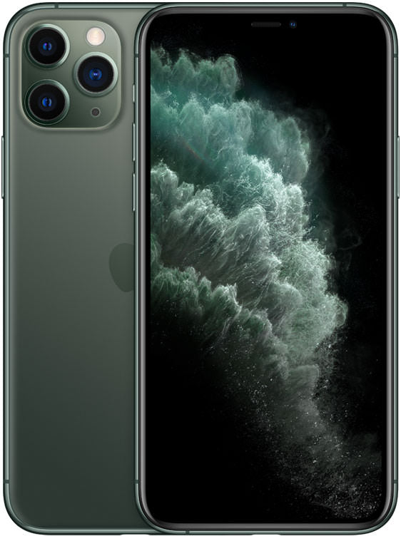 iPhone 11 Pro 64GB Midnight Green (AT&T)