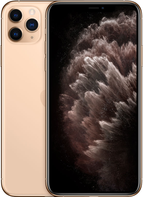iPhone 11 Pro Max 256GB Gold (AT&T)