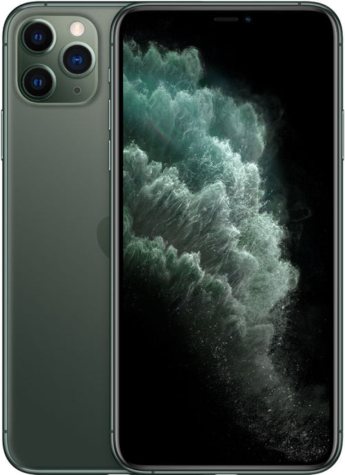 iPhone 11 Pro Max 512GB Midnight Green (GSM Unlocked)