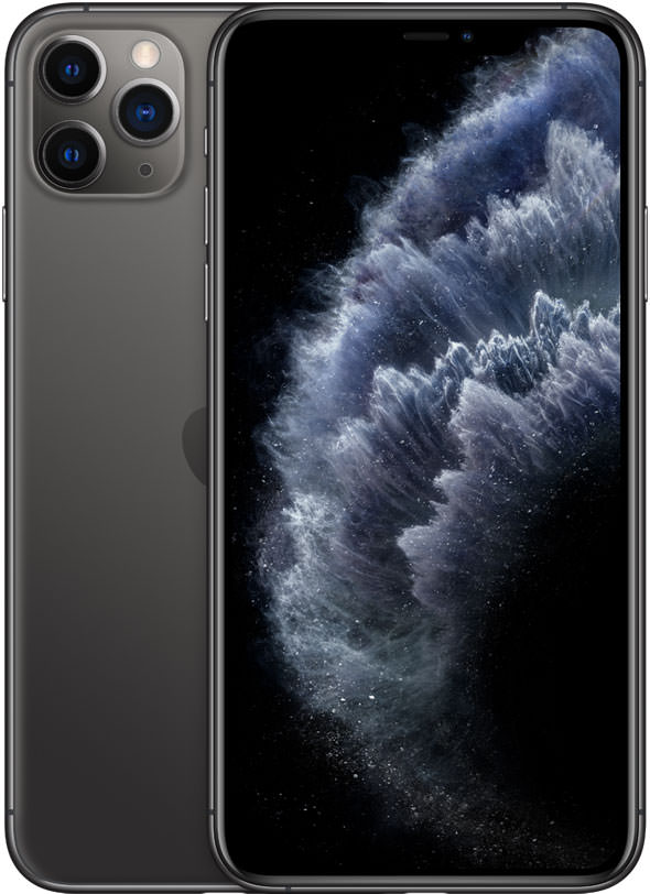 iPhone 11 Pro Max 256GB Space Gray (GSM Unlocked)