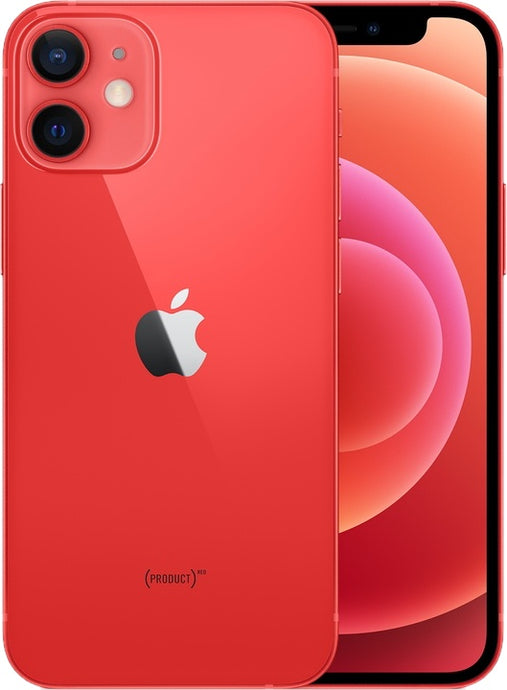 iPhone 12 mini 128GB PRODUCT Red (GSM Unlocked)