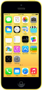 iPhone 5C 16GB Yellow (AT&T)