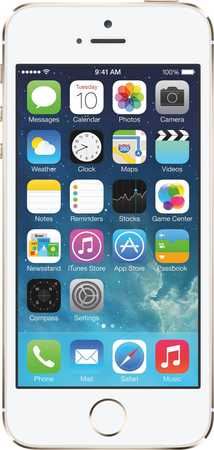 iPhone 5S 16GB Gold (AT&T)