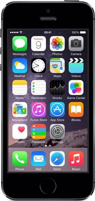 iPhone 5S 32GB Space Gray (AT&T)