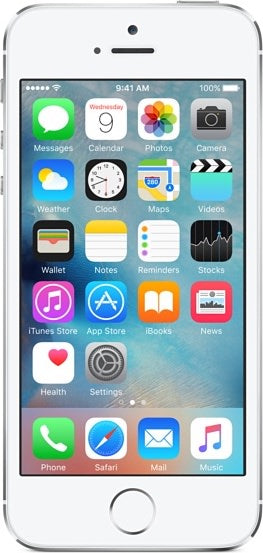 iPhone 5S 32GB Silver (GSM Unlocked)