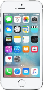iPhone 5S 16GB Silver (GSM Unlocked)