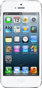 iPhone 5 16GB White & Silver (GSM Unlocked)