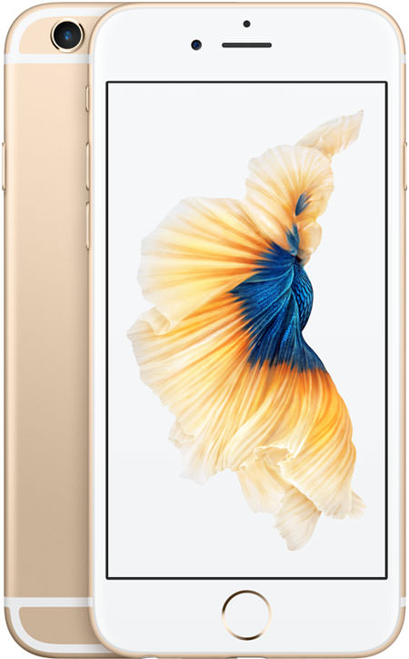 iPhone 6S 128GB Gold (GSM Unlocked)