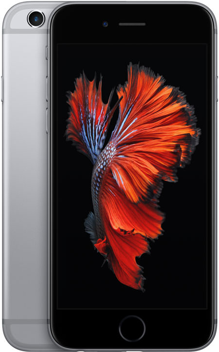iPhone 6S 16GB Space Gray (T-Mobile)