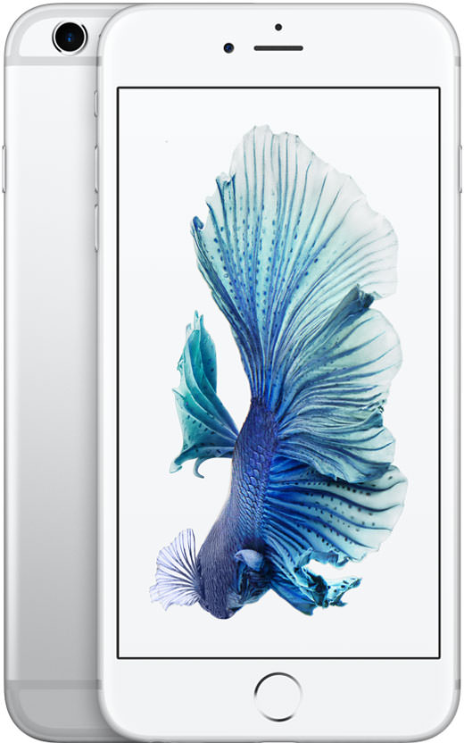 iPhone 6S Plus 64GB Silver (GSM Unlocked)