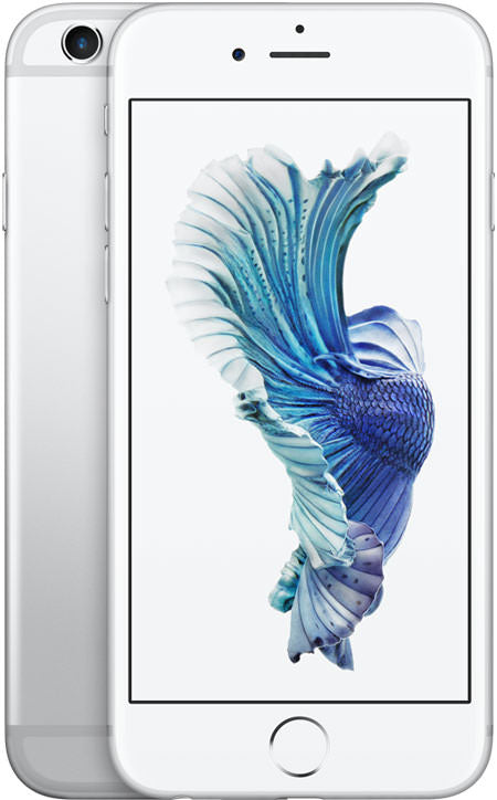 iPhone 6S 16GB Silver (GSM Unlocked)