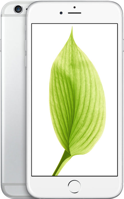 iPhone 6 Plus 64GB Silver (GSM Unlocked)