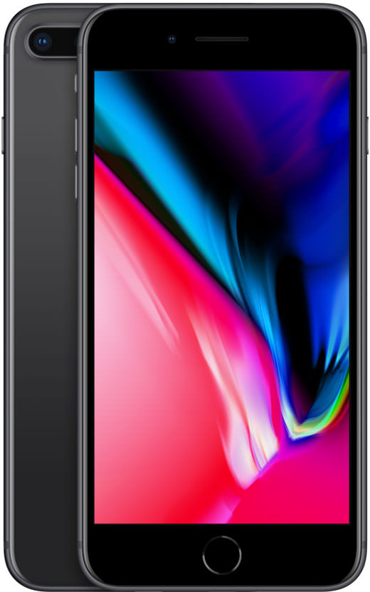 iPhone 8 Plus 256GB Space Gray (T-Mobile)