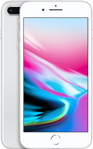 iPhone 8 Plus 64GB Silver (GSM Unlocked)