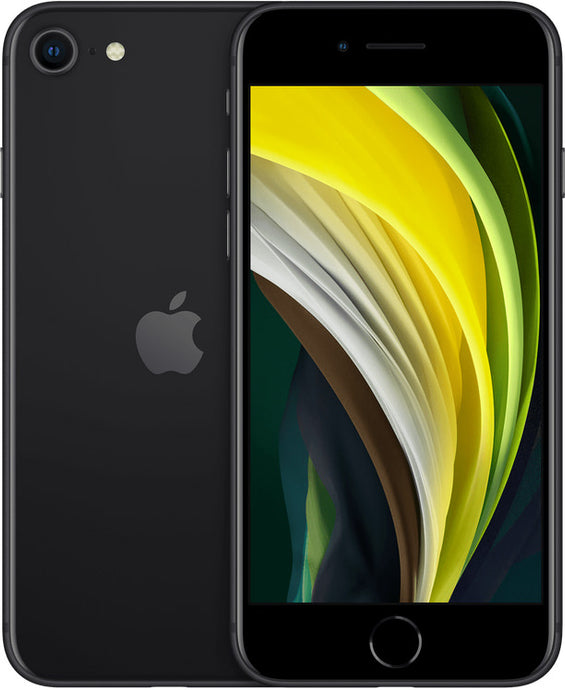 iPhone SE (2nd Gen.) 64GB Black (GSM Unlocked)