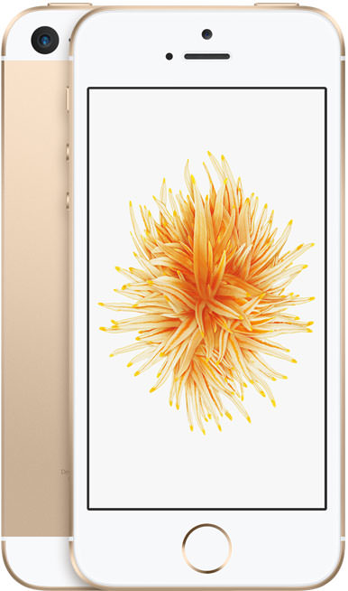 iPhone SE 16GB Gold (AT&T)