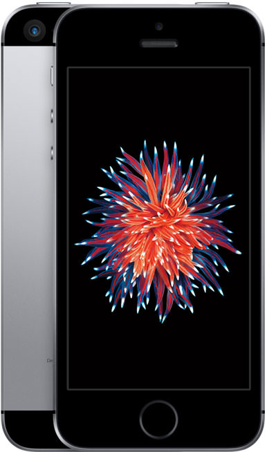 iPhone SE 64GB Space Gray (GSM Unlocked)