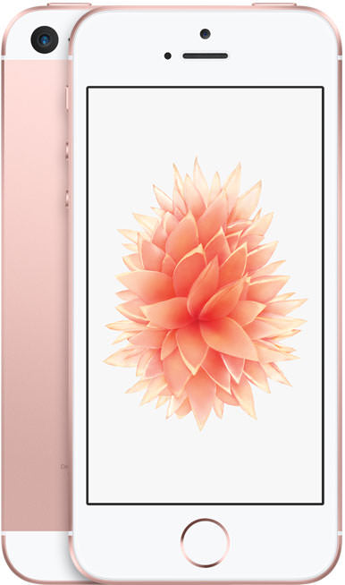 iPhone SE 128GB Rose Gold (AT&T)