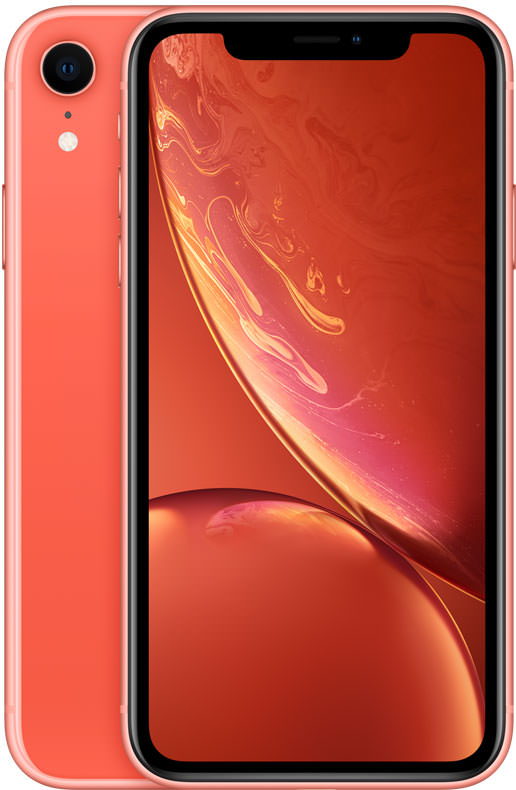iPhone XR 256GB Coral (GSM Unlocked)