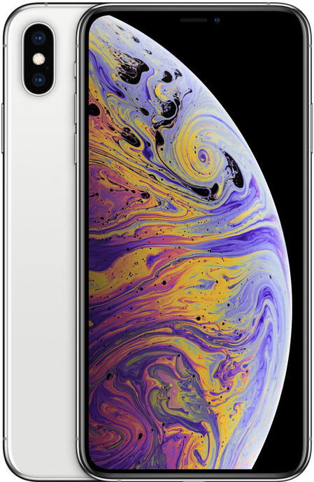 iPhone XS Max 512GB Silver (GSM Unlocked)