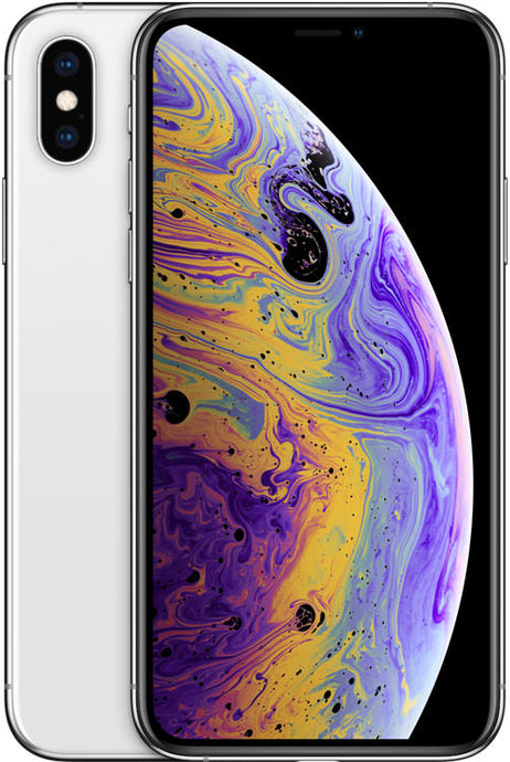 iPhone XS 512GB Silver (GSM Unlocked)