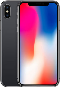 iPhone X 64GB Space Gray (GSM Unlocked)
