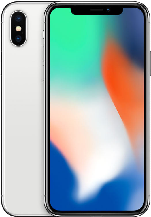 iPhone X 64GB Silver (Sprint)