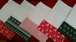 Reusable Gift Bags - Set of 3