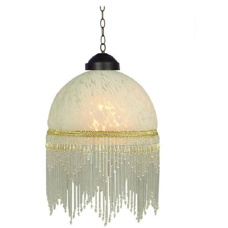 Beaded Pendant - Crystal Palace Lighting