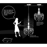 Chandelier Lifter - crystal-palace-lighting