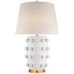 VISUAL COMFORT MEDIUM LINDEN TABLE LAMP BY KELLY WEARSTLER - Crystal Palace Lighting