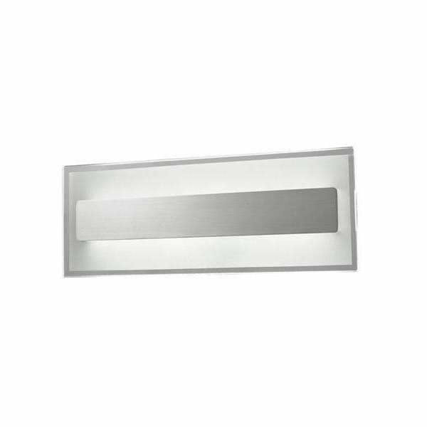 Barcelona LED Interior Wall Light in Chrome - Crystal Palace Lighting