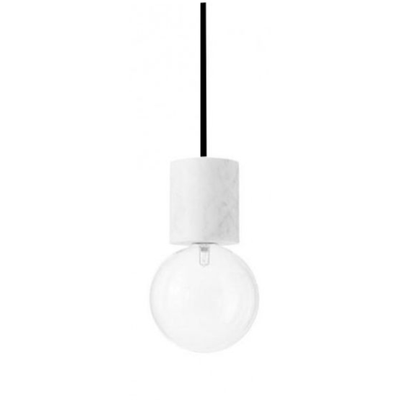 Carrara Marble Pendant - Crystal Palace Lighting