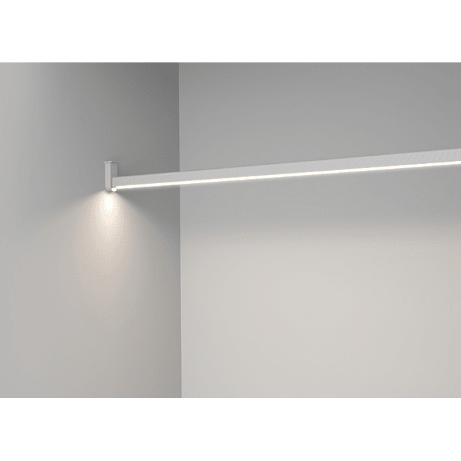 CH15 Linear LED Clothes Hanger - Crystal Palace Lighting