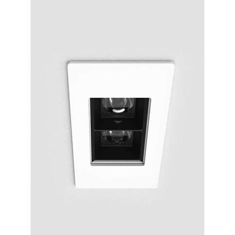 D400 Recessed Linear 8W LED Downlight, Black or White - Crystal Palace Lighting
