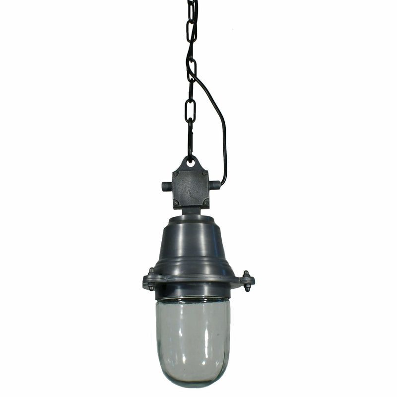 D'Epoca Detonator Pendant in Cast Aluminium - Crystal Palace Lighting
