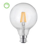 G125 LED 6 Watt Dimmable,  E27 or B22 Base - Crystal Palace Lighting