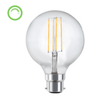 G95 LED 6 Watt Dimmable E27 or B22 Base - crystal-palace-lighting